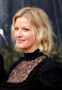 Gretchen Mol at the New York premiere of