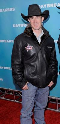 Kody Lostroh at the New York premiere of