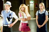 Lucas Grabeel, Ashley Tisdale and Jemma McKenzie-Brown in