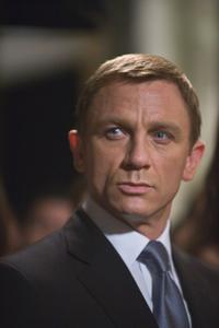 Daniel Craig as James Bond 007 in