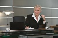 Judi Dench as M in