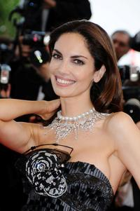 Eugenia Silva at the France premiere of