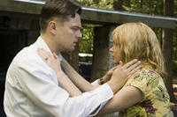 Leonardo DiCaprio and Michelle Williams in
