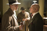 Leonardo DiCaprio and Ben Kingsley in