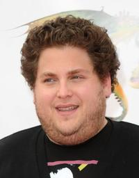 Jonah Hill at the California premiere of