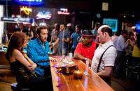 Kathryn Hahn as Babs Merrick, Jeremy Piven as Don Ready, Ving Rhames as Jibby Newsome and David Koechner as Brent Gage in