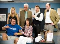 Jordana Spiro as Ivy Selleck, James Brolin as Ben Selleck, Jeremy Piven as Don Ready, David Koechner as Brent Gage, Rob Riggle as Peter Selleck and Wendie Malick as Tammy in