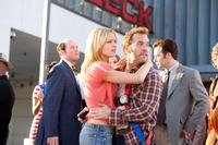 David Koechner as Brent Gage, Jordana Spiro as Ivy Selleck, Jeremy Piven as Don Ready and Jonathan Sadowski as Blake in