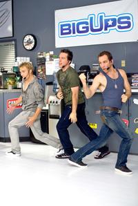 Joey Kern as Ricky, Ed Helms as Paxton Harding and Bryan Callen as Jason in