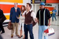 David Koechner as Brent Gage, Kathryn Hahn as Babs Merrick, Jeremy Piven as Don Ready and Ving Rhames as Jibby Newsome in