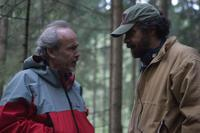 Producer Pieter Jan Brugge and Director Edward Zwick on the set of