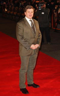 Ray Mears at the red carpet of the European premiere of