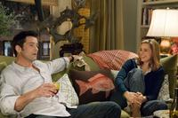 Billy Campbell as Richard and Tea Leoni as Gwen in