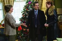 John Leguizamo, Elizabeth Pena and Debra Messing in