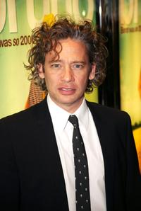 Dexter Fletcher at the London premiere of