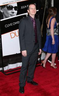 Denis O'Hare at the New York premiere of
