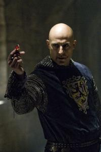 Mark Strong as Godfrey in