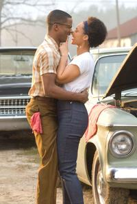 Nate Parker and Alicia Keys in