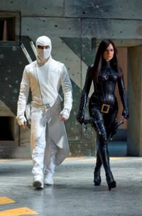 Lee Byung-hun as Storm Shadow and Sienna Miller as The Baroness in
