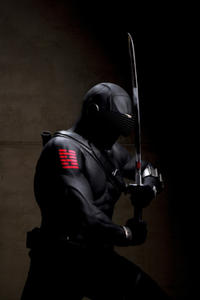 Ray Park as Snake Eyes in