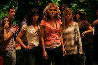 Shannon Marie Woodward and AnnaLynne McCord in