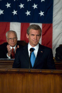 Josh Brolin as George W. Bush and Richard Dreyfuss as Dick Cheney in