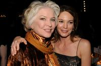 Ellen Burstyn and Diane Lane at the after party of the New York premiere of