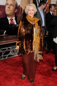 Ellen Burstyn at the New York premiere of