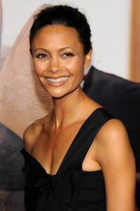 Thandie Newton at the New York premiere of
