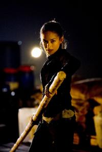 Kristin Kreuk as Chun-Li in