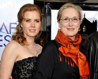 Amy Adams and Meryl Streep at the California premiere of