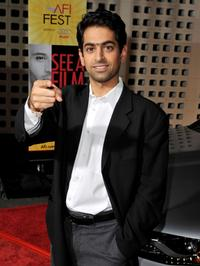 Director Richie Mehta at the California premiere of