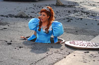 Nicole Parker as Enchanted Princess in
