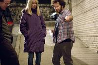 Michelle Williams and Charlie Kaufman in