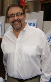 Don Hahn at the premiere of