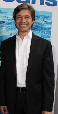 Fabien Cousteau at the premiere of