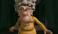 Granny voiced by Glenn Close in