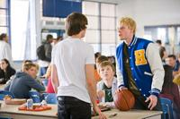 Zac Efron as Mike O'Donnell, Sterling Knight as Alex and Hunter Parrish as Stan in