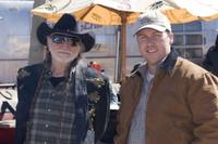 Willie Nelson as Charlie and Rodney Carrington as Lonnie in