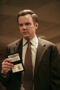 Joel McHale as FBI Special Agent Bob Herndon in