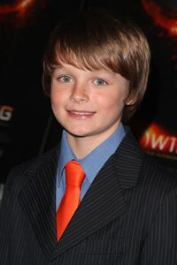 Chandler Canterbury at the New York premiere of