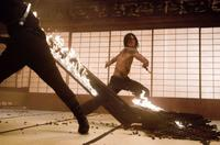 Rain as Raizo in