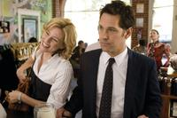 Elizabeth Banks as Beth and Paul Rudd as Danny in