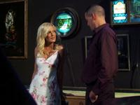 Tori Spelling as Susan and Jason Cottle as Russ in
