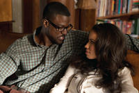 Lance Gross as Brice and Jurnee Smollett-Bell as Judith in