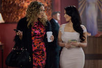 Vanessa Williams as Janice and Kim Kardashian as Ava in