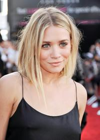 Ashley Olsen at the California premiere of