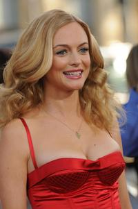 Heather Graham at the after party of the California premiere of