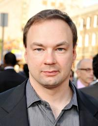 Thomas Tull at the California premiere of