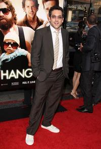Todd Phillips at the California premiere of
